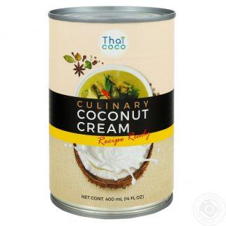 кокосова сметана