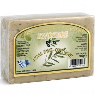 сапун от зехтин натурален
