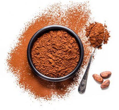 какао на прах с висока масленост