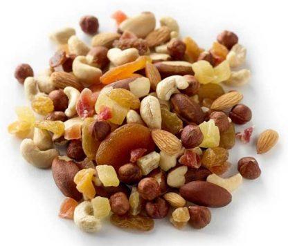 микс ядки и сушени плодове