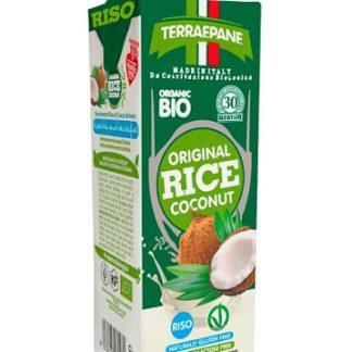 оризово кокосово мляко