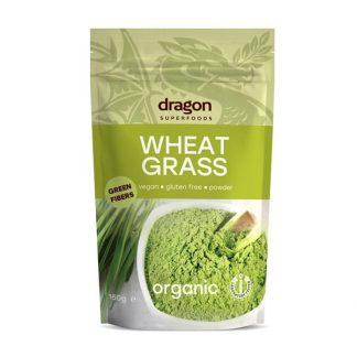 пшенична трева